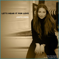 Let's Hear It For Love by Judith Owen